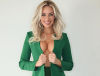 Paige Spiranac launches Masters-inspired golf towels