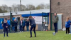 Prince William bursts into laughter as Kate Middleton hits golf AIR SHOT!