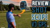 Shot Scope V3 GPS Golf Watch Review: How to improve your golf game in six weeks