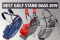 Best golf stand bags you can buy in 2019
