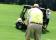 Golf fans react to a golfer's BIZARRE pre-shot routine