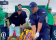 Golf fans react as Phil Mickelson DANCES behind Bryson DeChambeau DRIVE!