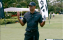 Tiger Woods shows TaylorMade the NINE WINDOW iron practice drill