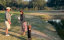 Golf fans react as couple's golf course ARGUMENT goes viral