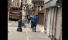 OUTRAGE: Man SMASHES golf ball down busy Dundee high street!
