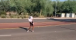 Golfer hits incredible shot OFF THE ROAD but surely it's OOB?!