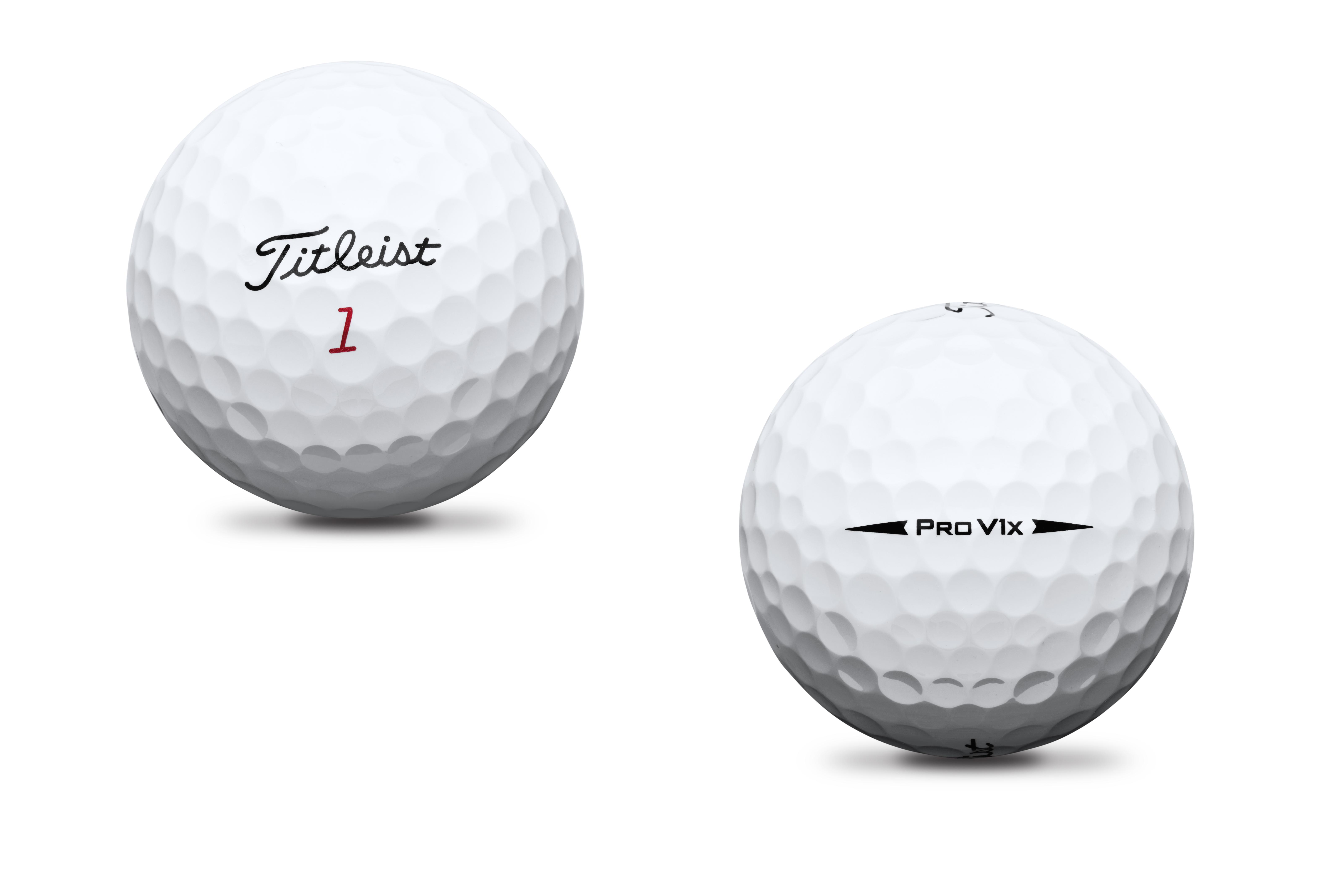 titleist rolls out 2017 pro v1 and pro v1x golf balls. Black Bedroom Furniture Sets. Home Design Ideas