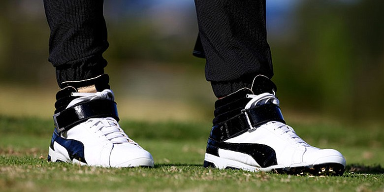 a54ecd909df4d0 It s built on PUMA s exceptional TitanTour Ignite foundation and has been  constructed for increased stability. The shoe also features Tour-proven  cleats to ...